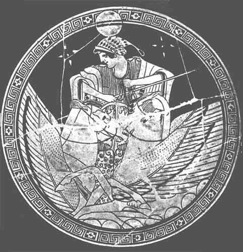 greek goddess nyx powers and symbol
